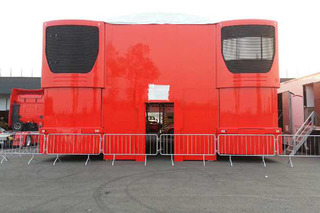 Give these Ferrari F1 Trailers a New Home