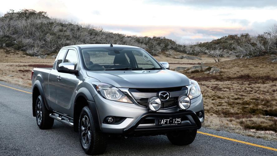 Yeni nesil Mazda Pick-up modeli