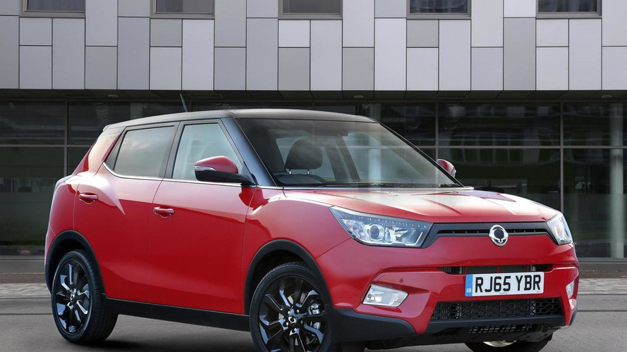 SsangYong Tivoli gets new 1.6-liter diesel engine with 115 PS