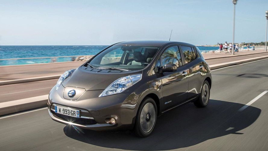 2016 Nissan Leaf introduced with larger 30 kWh battery and 250 km range