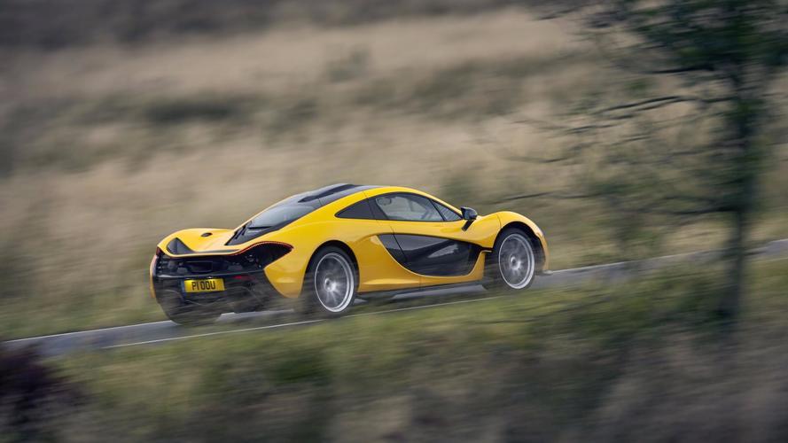 McLaren bu yıl Çin satışlarını ikiye katlamayı planlıyor