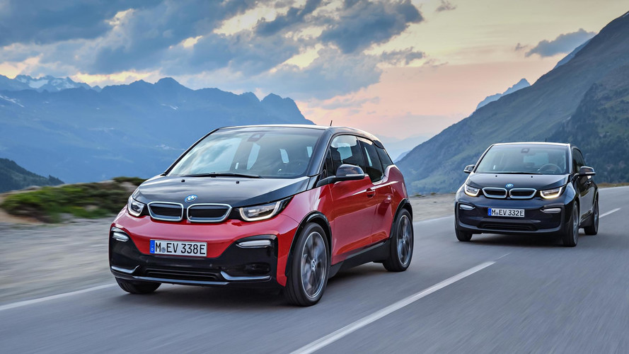 Facelifted BMW i3 And Hot New i3S Revealed