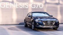 2018 Genesis G70