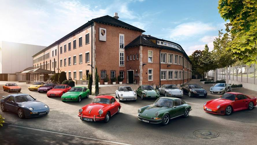 Afraid Your Classic Porsche Will Be Stolen? There's An App For That