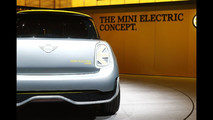 Mini Electric Concept live in Frankfurt