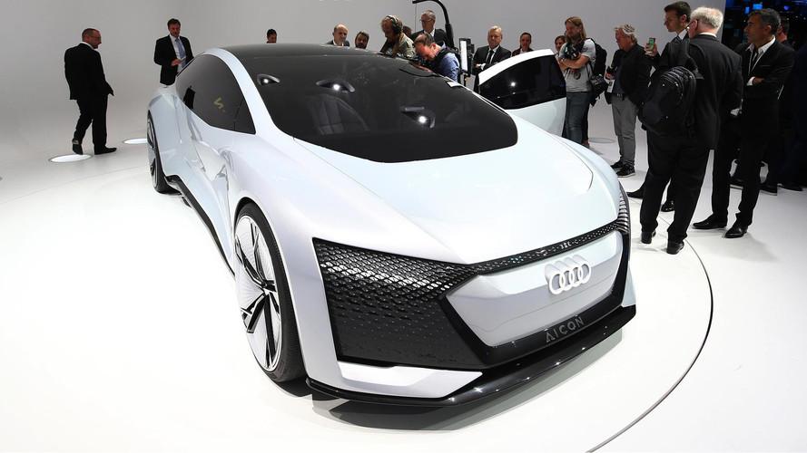 Audi Aicon Concept antecipa visão da marca sobre futuro autônomo