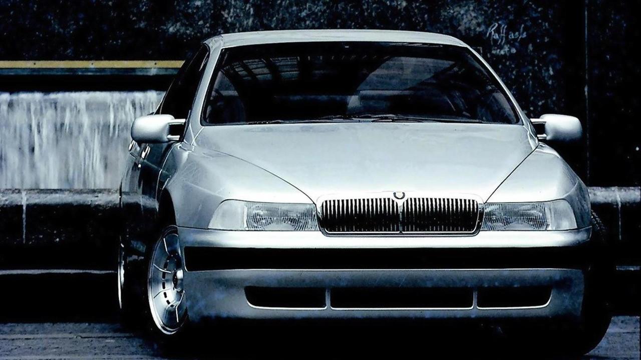 1990 Jaguar Kensington concept
