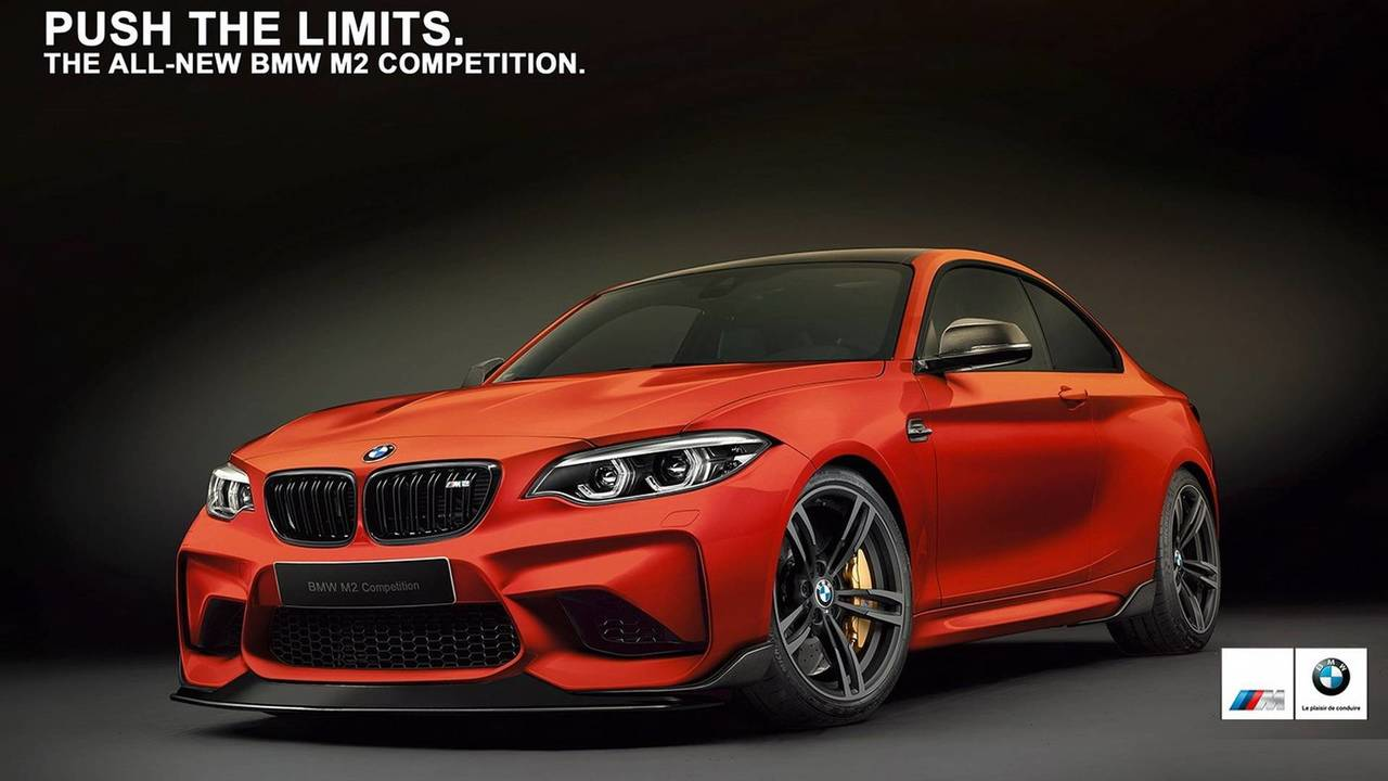 Bmw M2 Competition Coming April 25 With 410 Horsepower