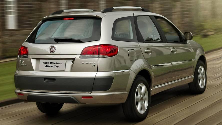 Fiat Weekend deixou de ser fabricada, diz site