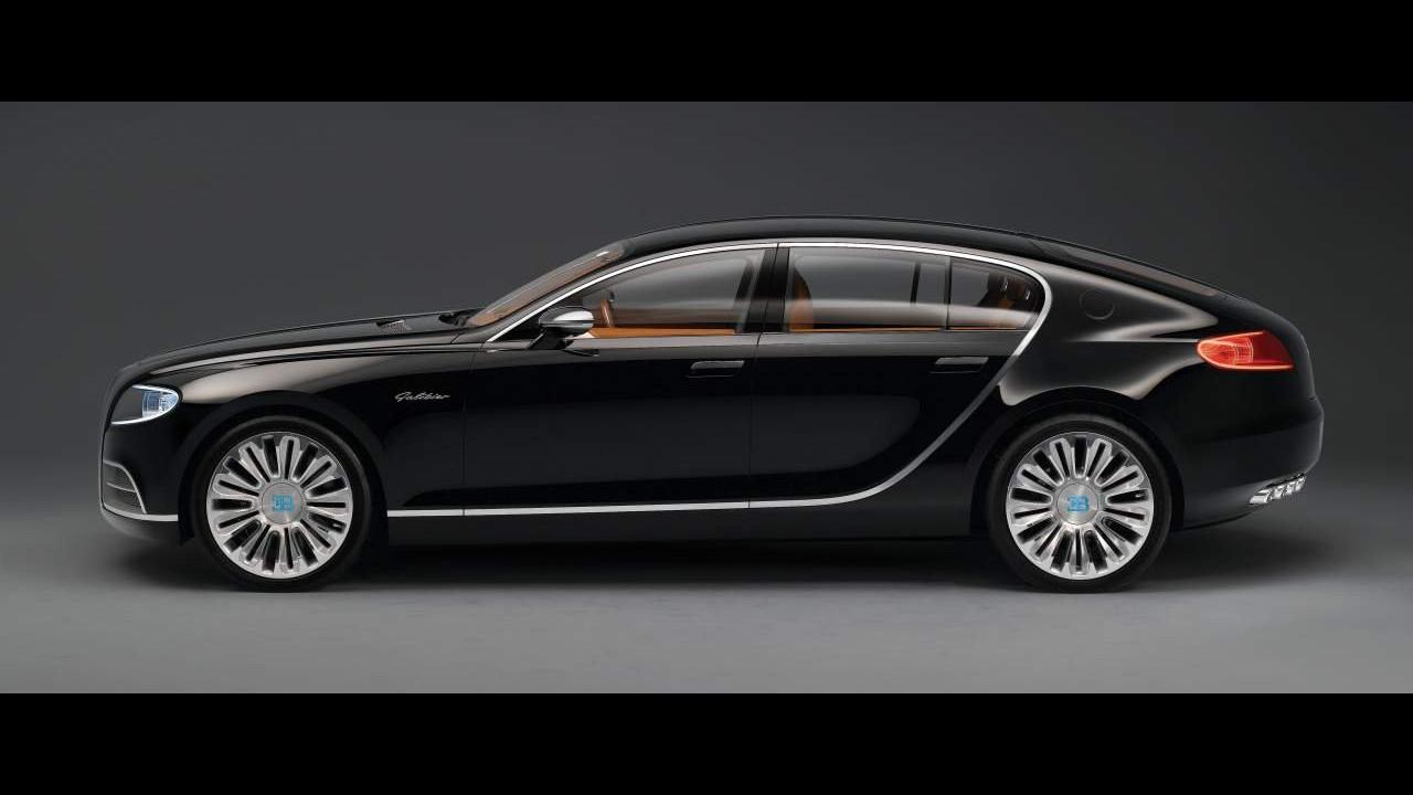 Bugatti C16 Galibier al Salone di Ginevra