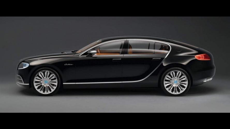 Bugatti al Salone di Ginevra