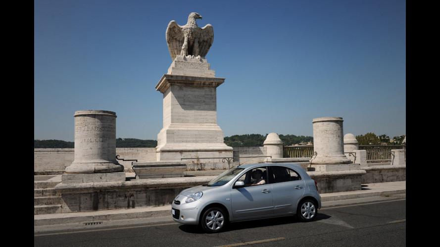 Nissan, mai così forte in Europa dal 1994