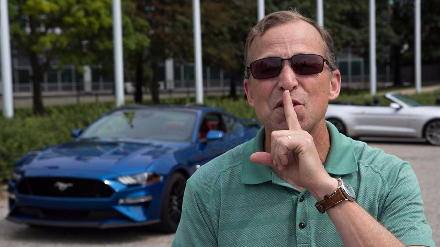 Keep the noise down with 2018 Ford Mustang's 'Good Neighbor Mode'
