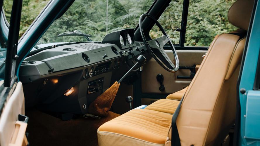 Range Rover Velar prototipo de 1969
