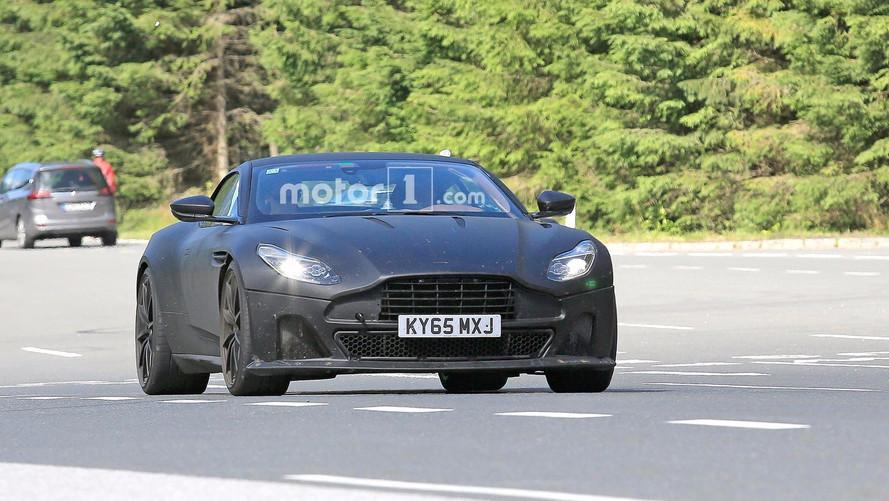La nouvelle Aston Martin Vanquish aura un V12 de plus de 650 ch