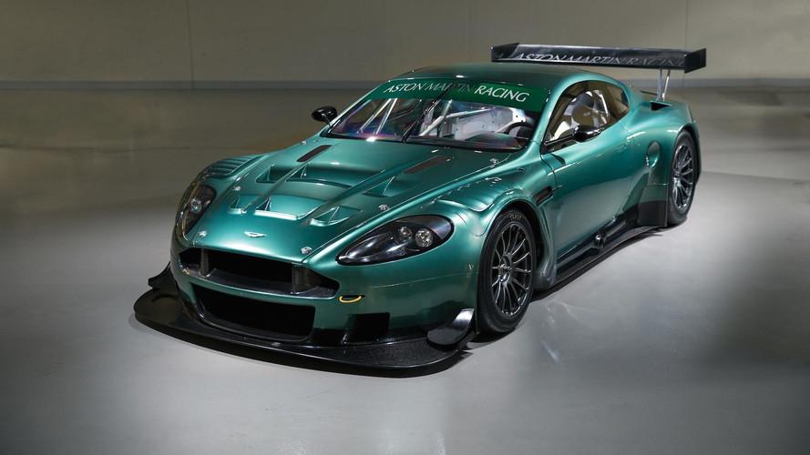 Monterey Car Week 2017 - Trois rares Aston Martin de course à vendre aux enchères