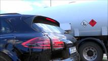 2018 Porsche Cayenne Spy Video