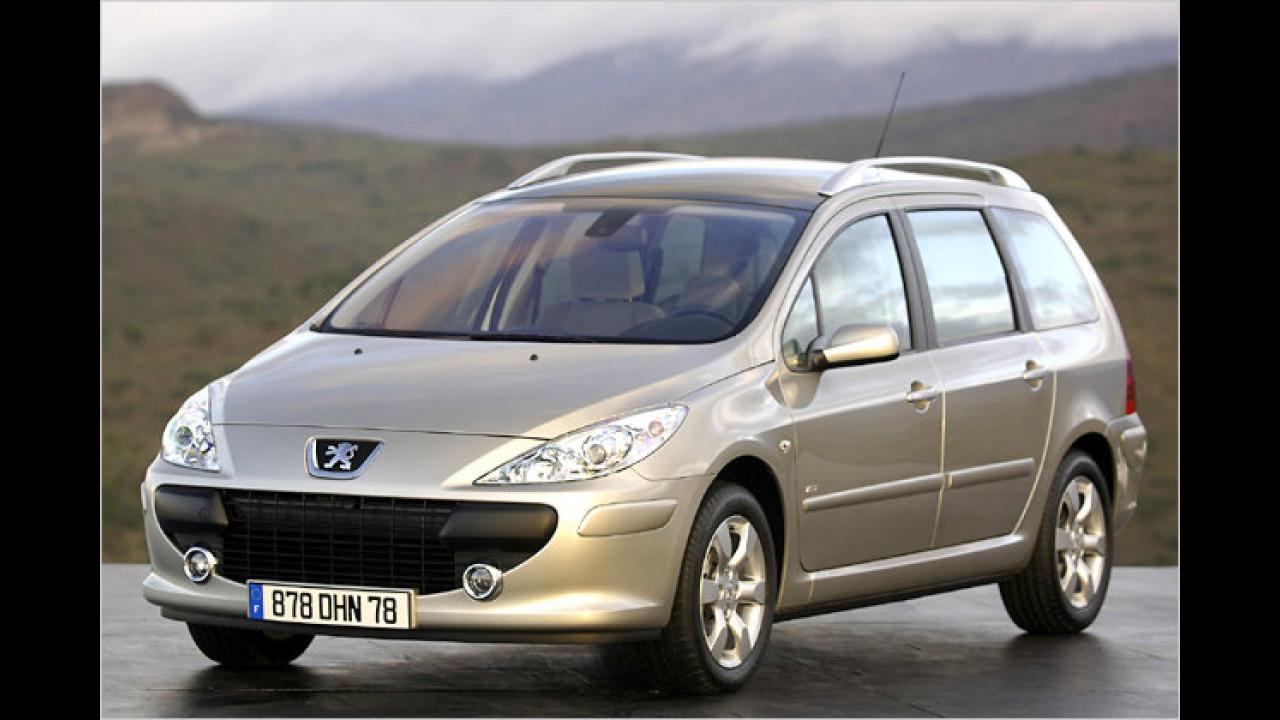 Peugeot 307 SW HDi FAP 110 Tendance