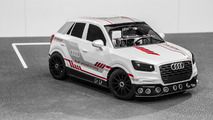 Audi Q2 deep learning concept