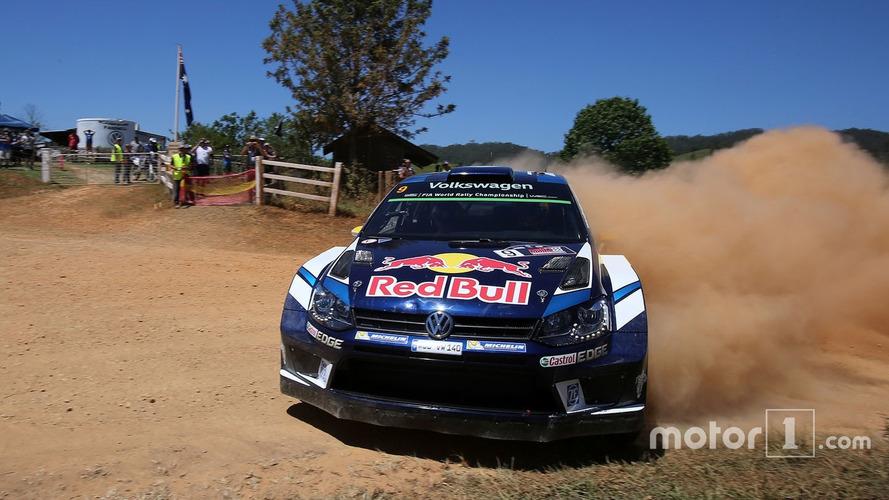 WRC – Volkswagen fait ses adieux avec un doublé en Australie