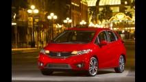 Honda Fit 2017 ganha motor 1.5 com injeção direta e 130 cv nos EUA