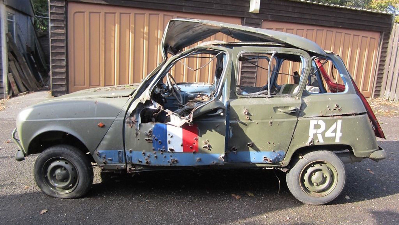 Top Gear Renault 4 eBay