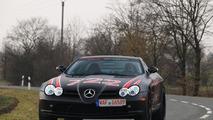 Mercedes SLR McLaren 722 Black Arrow by edo Competition 08.04.2011
