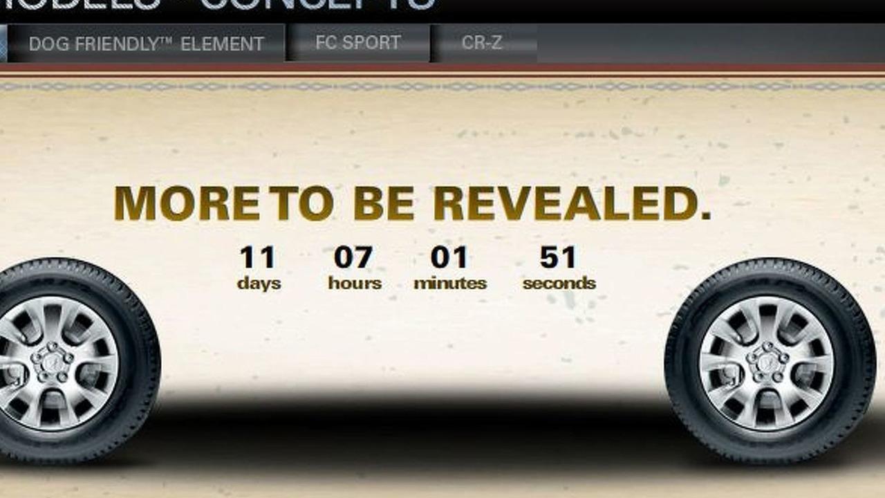 2010 Honda Accord Crosstour Teaser image