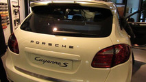 Porsche Cayenne S with sport kit first photos, 640, 19.08.2010