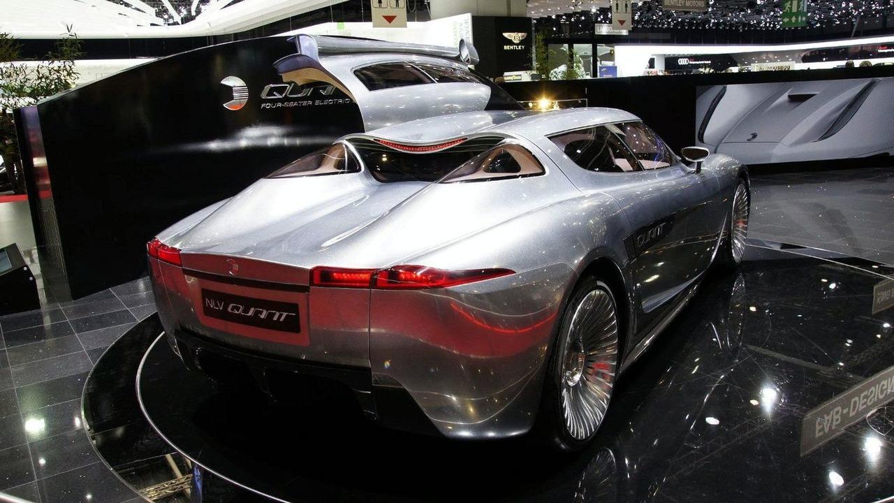 NLV Quant concept live in Geneva - 1600 - 03.03.2010
