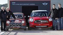 MINI Countryman at Rallye Monte Carlo Historique - 04.2.2011