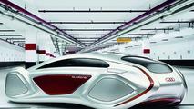 Audi Intelligent Emotion future mobility design project