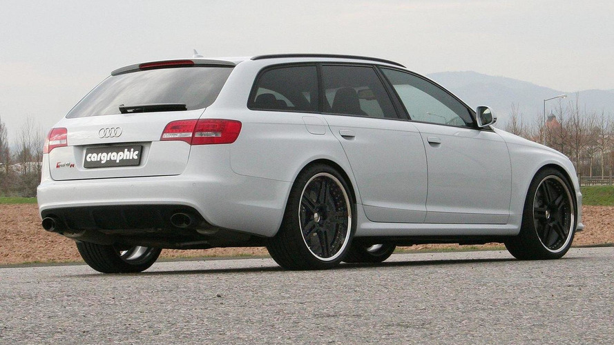 Audi RS6 with 665 PS by Cargraphic