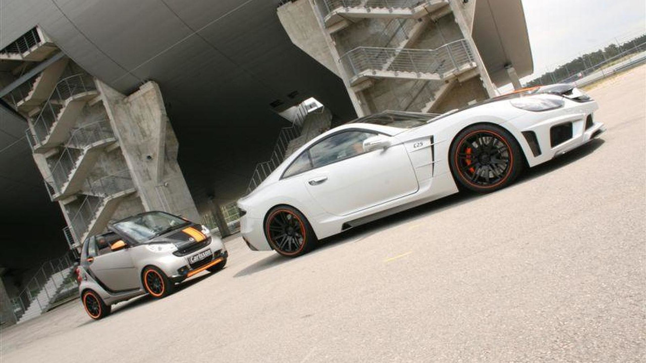 Carlsson C25 with smart C25 Edition, 800, 07.07.2010