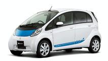 Mitsubishi i-MiEV production version