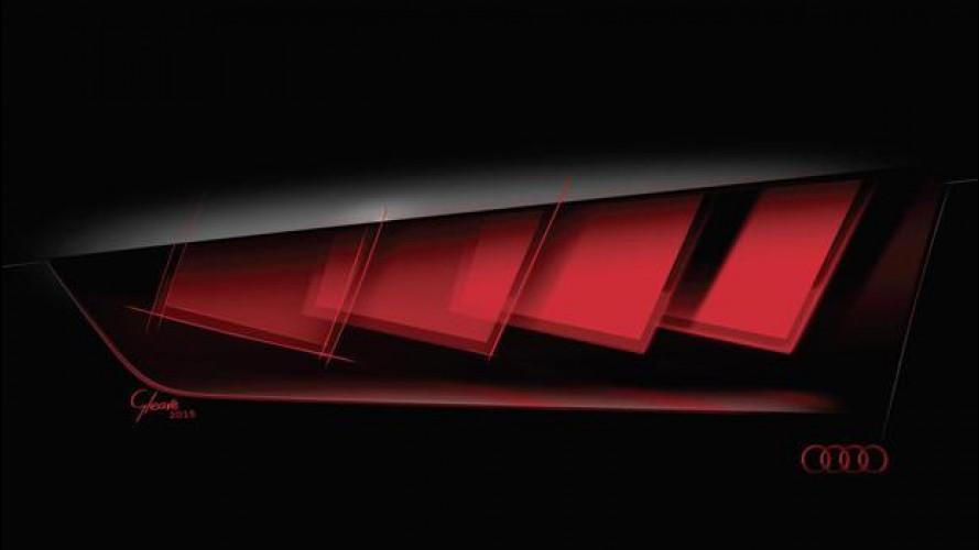 Salone di Francoforte, Audi porta al debutto i fari Matrix OLED