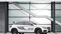 Mercedes GLA 45 AMG concept 20.11.2013