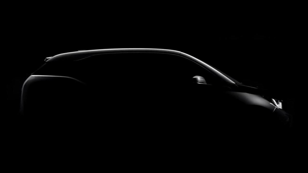 2014 BMW i3 teaser image 01.7.2013