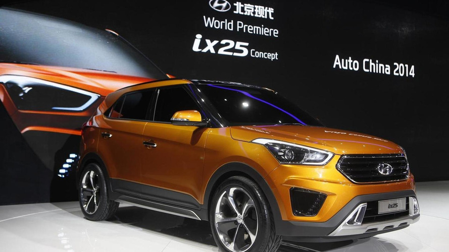 Hyundai Creta crossover officially announced