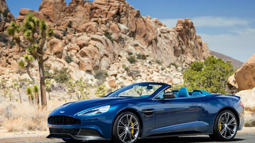 Aston Martin quietly confirms development of an all-new architecture