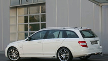 Mercedes C Class Wagon (S 204) by Brabus