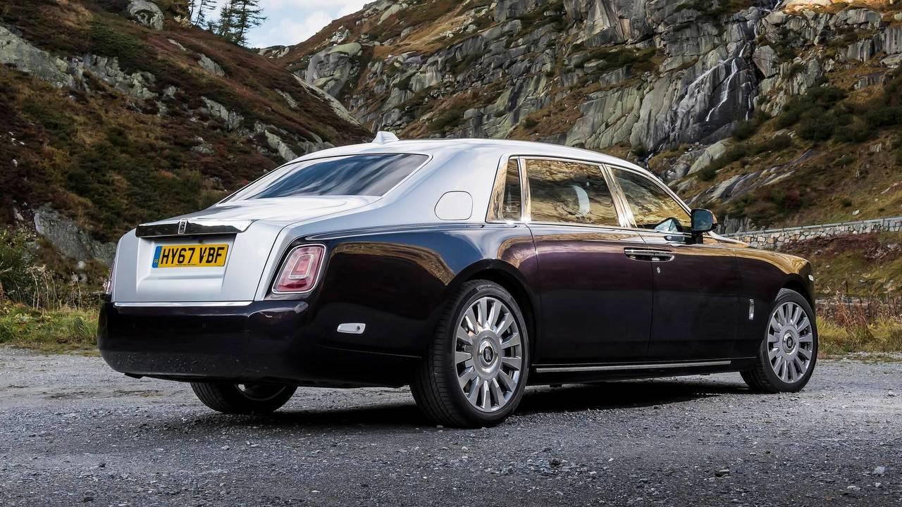 Mennyibe kerül egy Rolls-Royce?