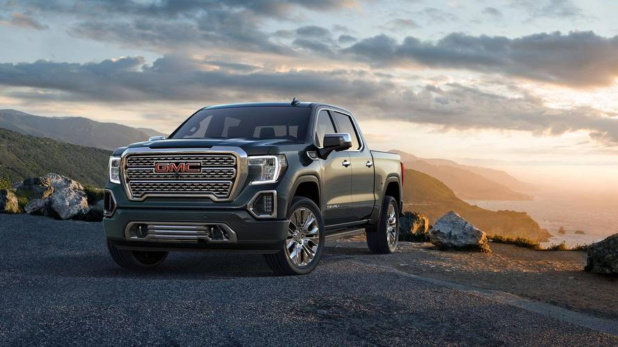 2019 GMC Sierra Launches With First Carbon Fiber Pickup Bed