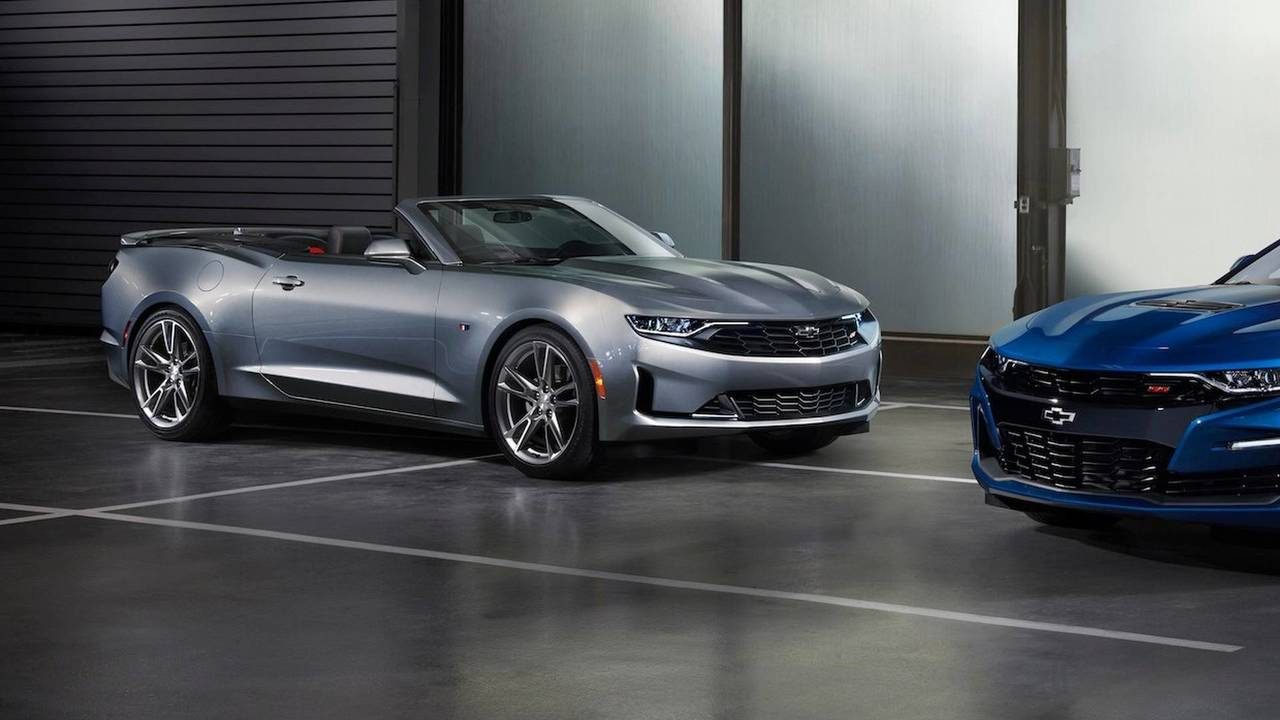 2019 Chevrolet Camaro RS