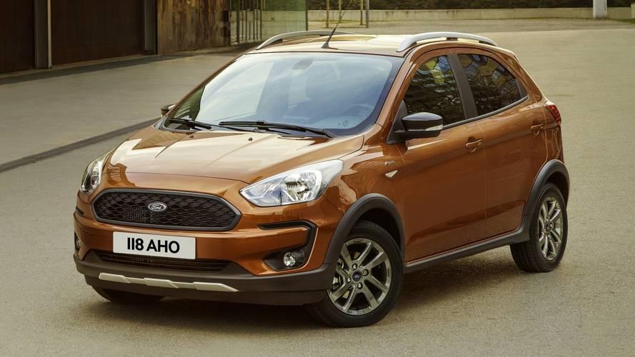 """Ford Ka+ restyling, ora è anche """"mini-SUV"""" Active"""