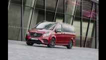 Mercedes Classe V Rise e Limited Edition
