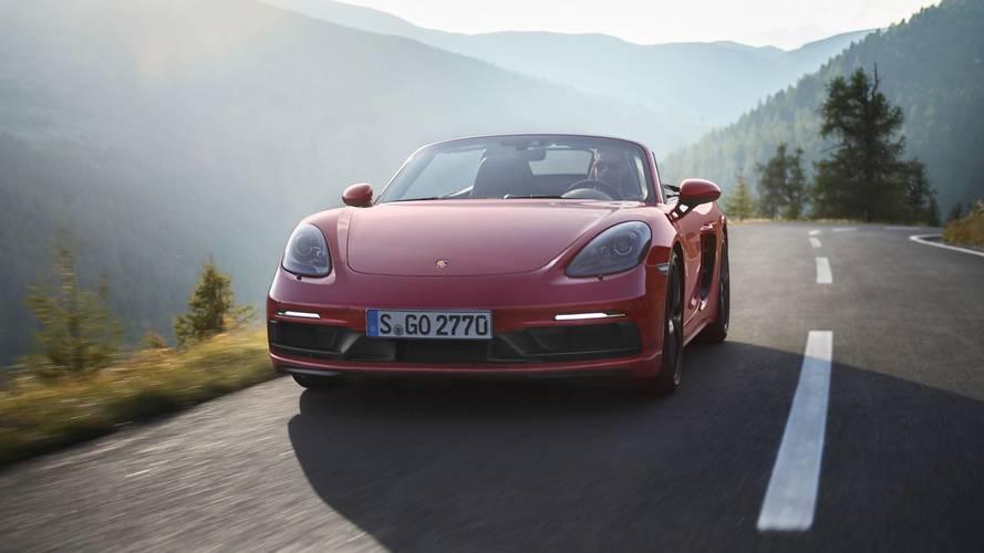 2017 Porsche Boxster GTS first drive