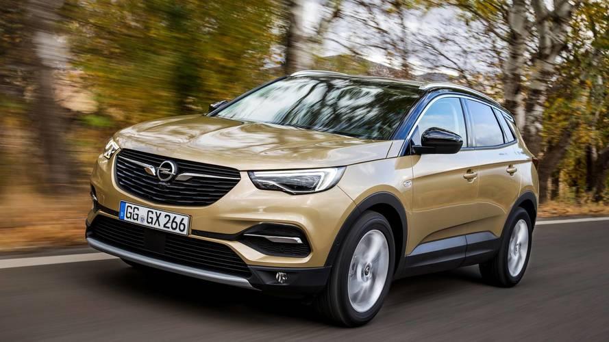 Opel Grandland X - Un diesel de 177 ch et une finition chic
