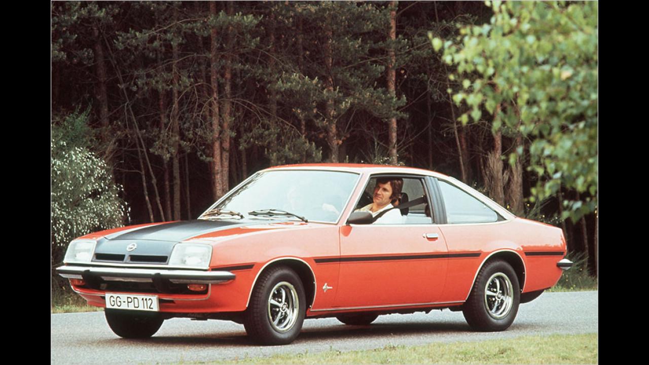 1975: Opel Manta B