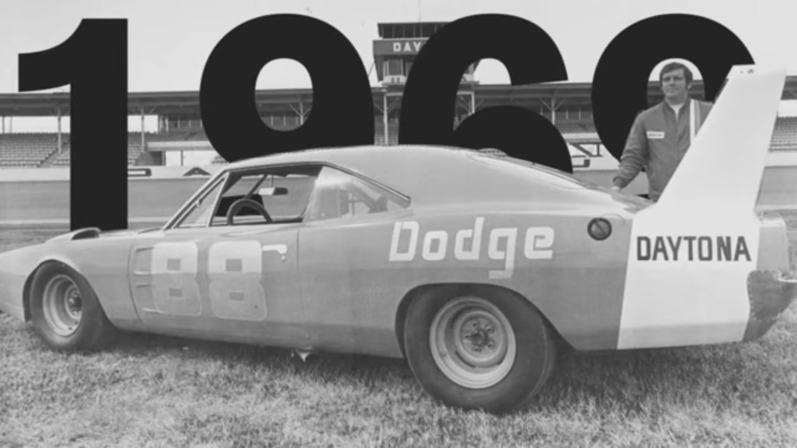 Dodge Charger past-and-future wind tunnel testing